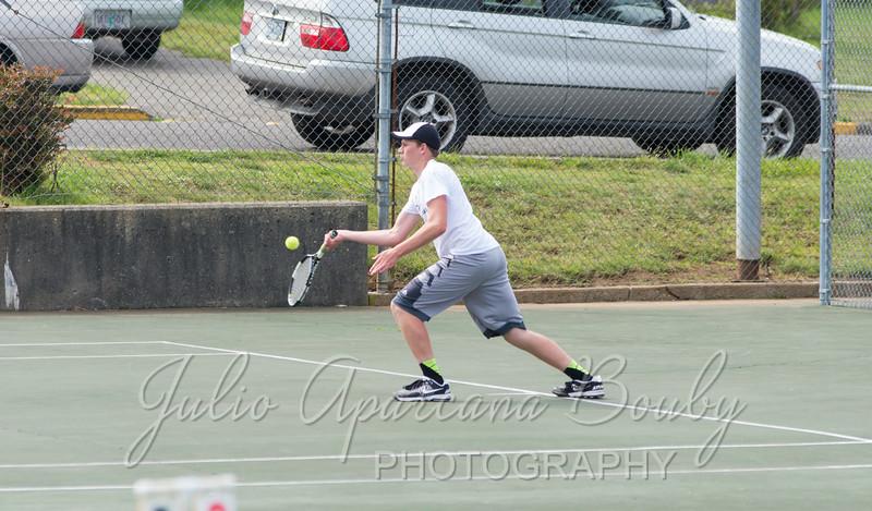 NBHS Boys Tennis - 0335