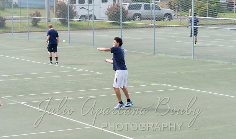 NBHS Boys Tennis - 0320