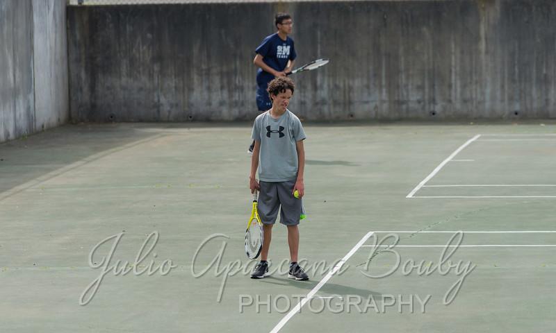 NBHS Boys Tennis - 0383