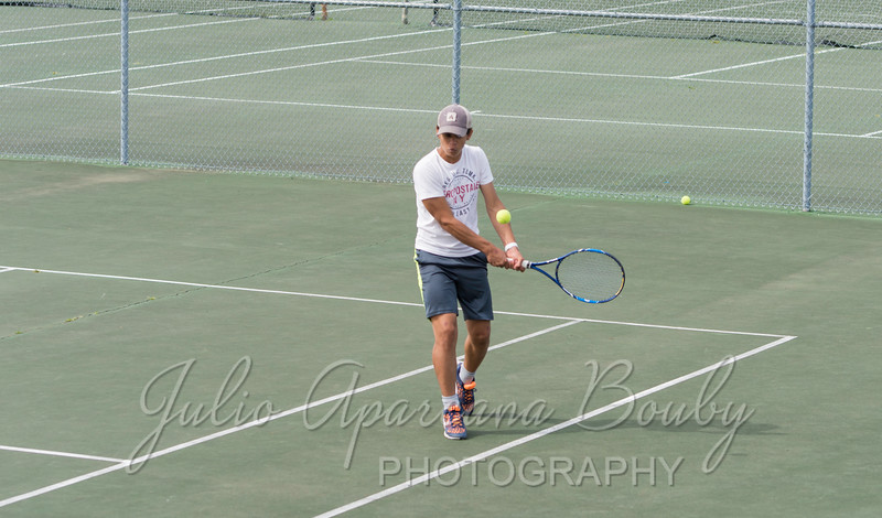 NBHS Boys Tennis - 0354