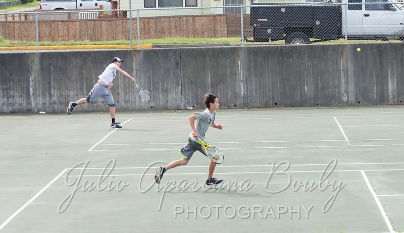 NBHS Boys Tennis - 0322