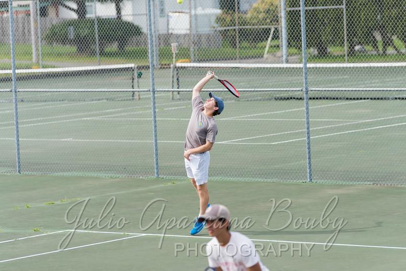 NBHS Boys Tennis - 0357