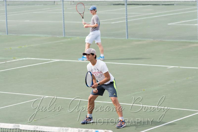 NBHS Boys Tennis - 0355