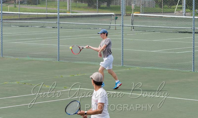 NBHS Boys Tennis - 0367