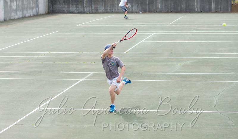 NBHS Boys Tennis - 0319