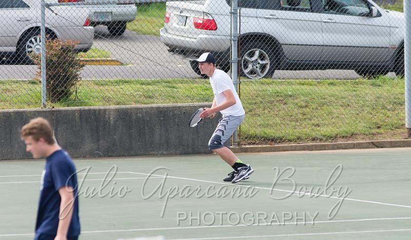 NBHS Boys Tennis - 0332