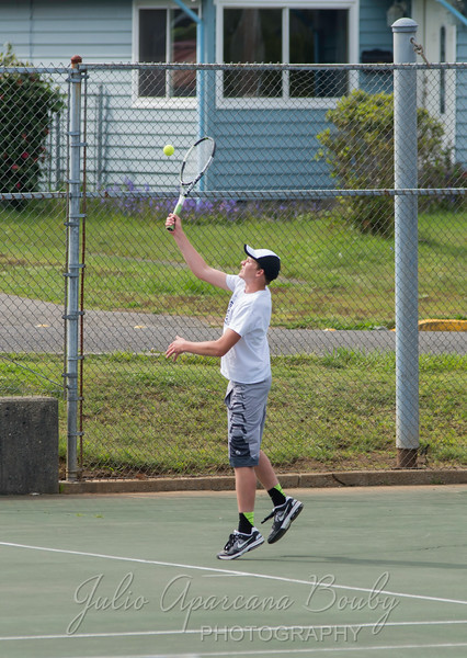 NBHS Boys Tennis - 0371