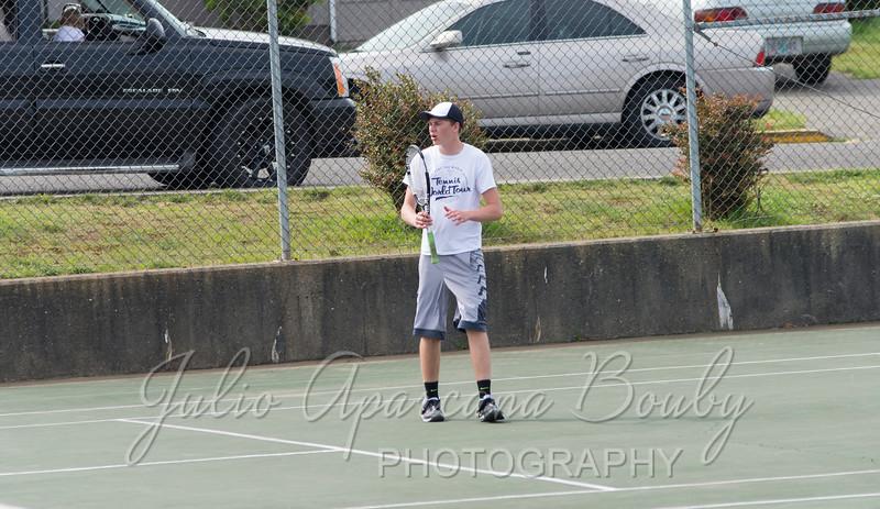 NBHS Boys Tennis - 0343