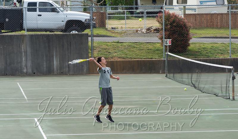 NBHS Boys Tennis - 0323