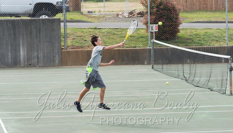 NBHS Boys Tennis - 0324