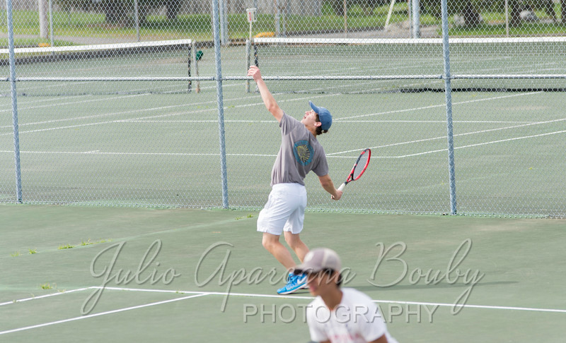 NBHS Boys Tennis - 0356