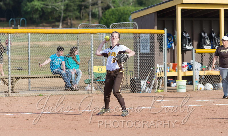 NBHS Softball - 0319