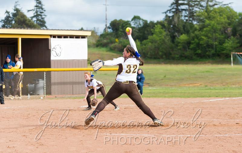 NBHS Softball - 0425