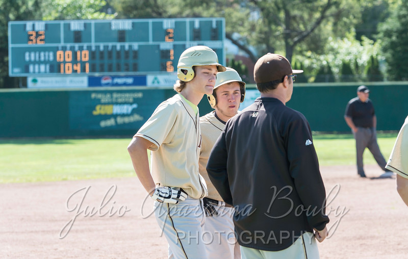 NBHS Baseball - 0415