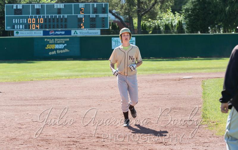 NBHS Baseball - 0408