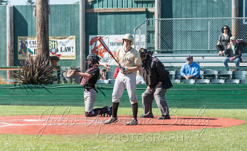 NBHS Baseball - 0417