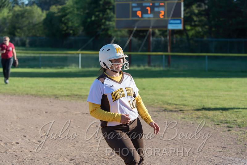 NBHS Softball - 0607