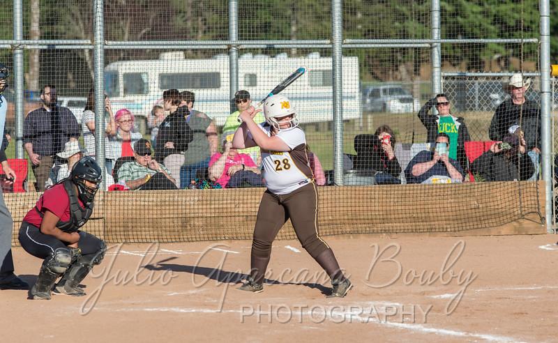 NBHS Softball - 0574
