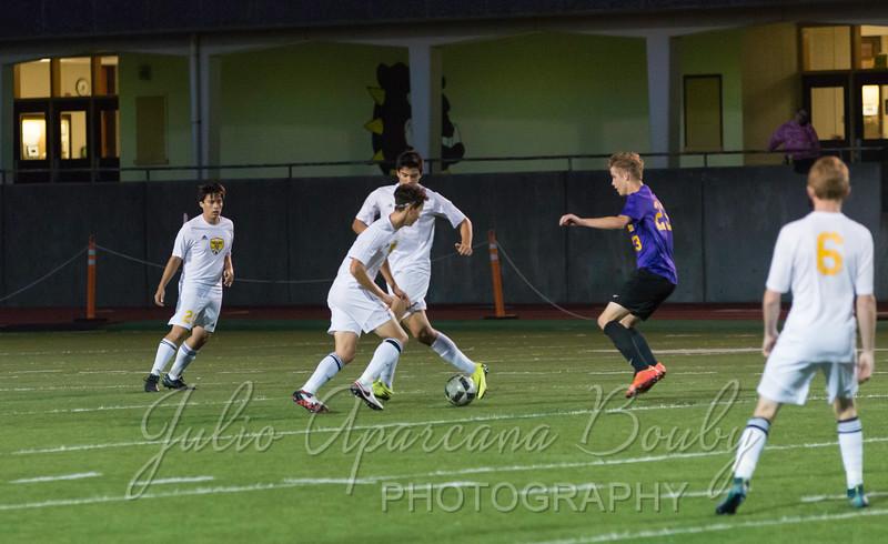 NBHS Boys Soccer - 0319