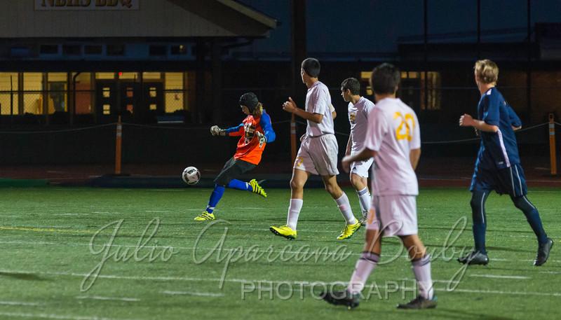 NBHS Boys Soccer - 0705