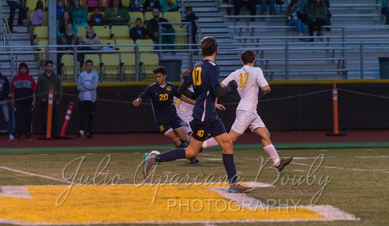 NBHS Boys Soccer - 0572