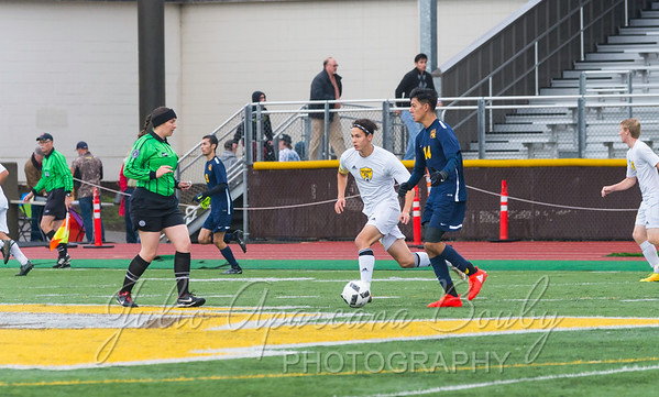 NBHS Boys Soccer - 0208