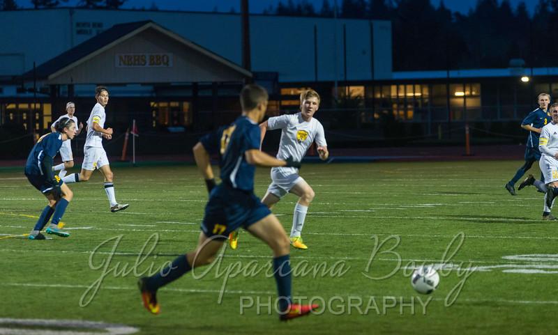 NBHS Boys Soccer - 0623