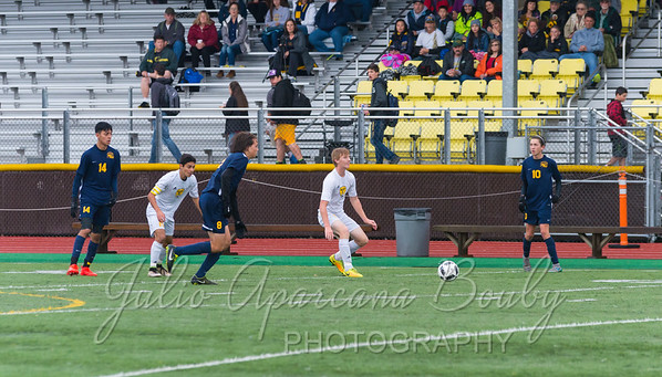 NBHS Boys Soccer - 0205