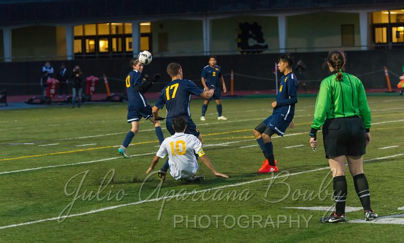 NBHS Boys Soccer - 0571