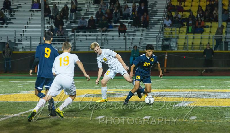 NBHS Boys Soccer - 0665