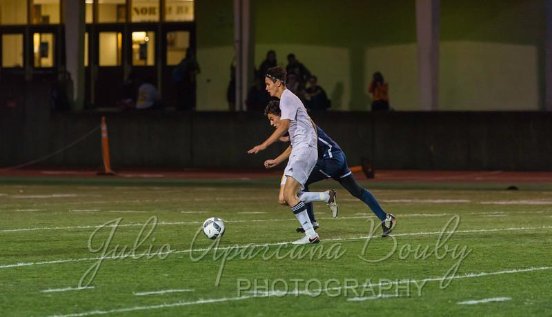 NBHS Boys Soccer - 0671