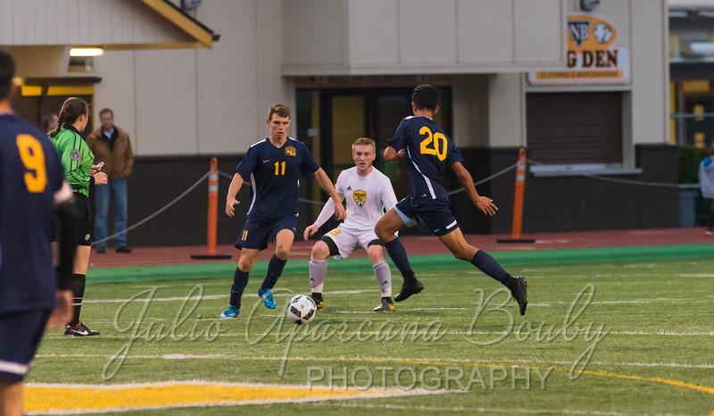 NBHS Boys Soccer - 0550