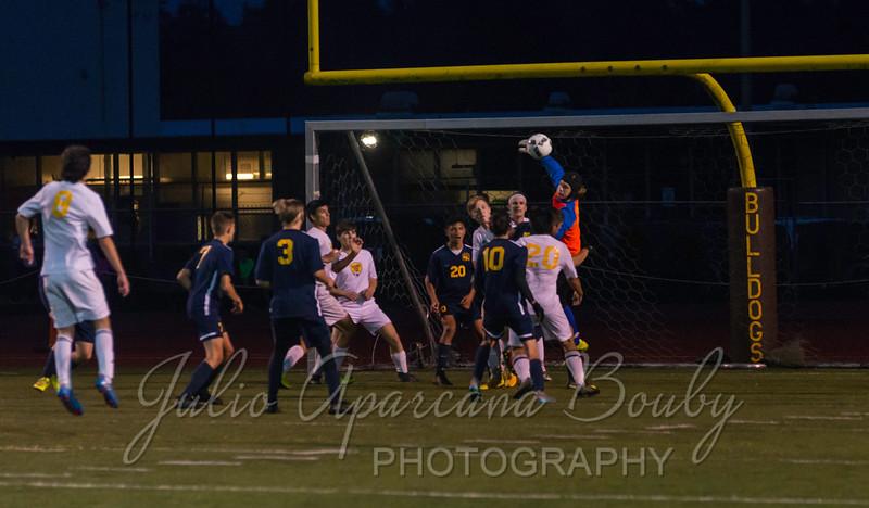 NBHS Boys Soccer - 0685