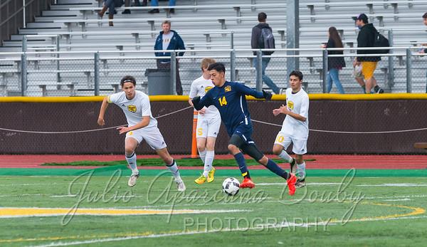 NBHS Boys Soccer - 0207