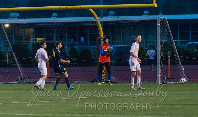 NBHS Boys Soccer - 0574