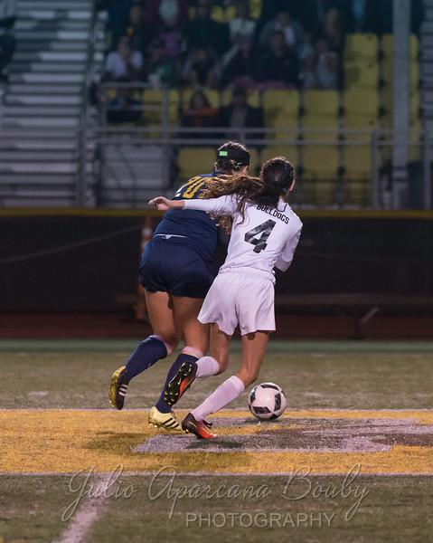 NBHS Girls Soccer - 0310