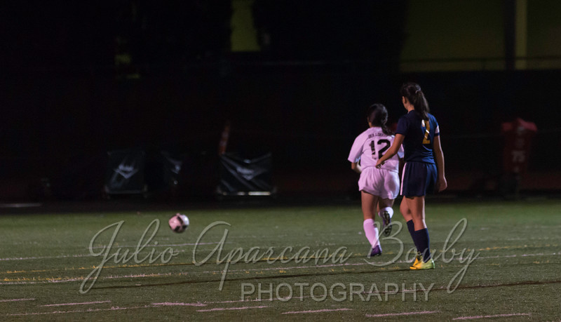 NBHS Girls Soccer - 0321