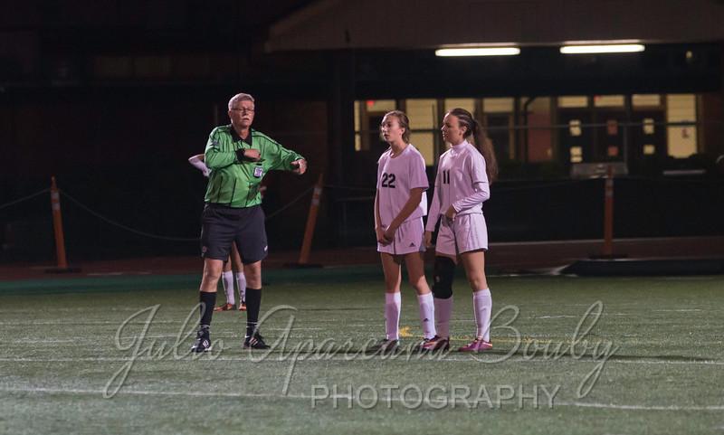 NBHS Girls Soccer - 0311