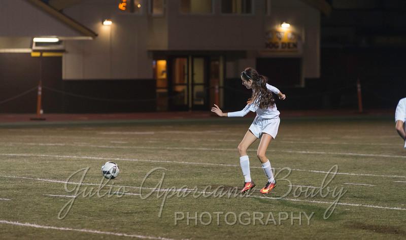 NBHS Girls Soccer - 0314