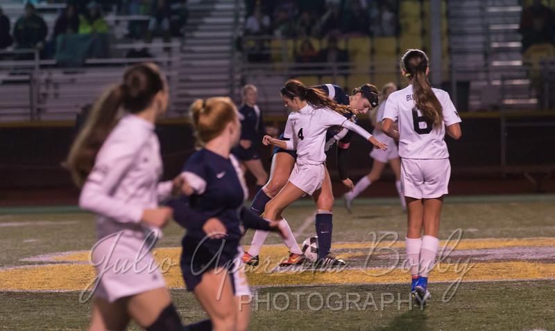 NBHS Girls Soccer - 0309