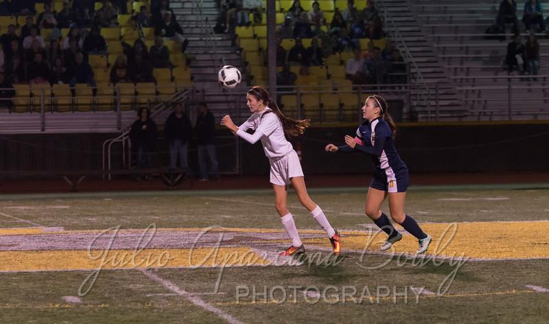 NBHS Girls Soccer - 0307