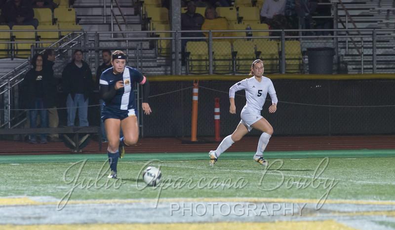 NBHS Girls Soccer - 0315
