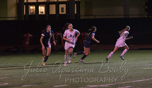 NBHS Girls Soccer - 0325