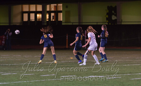 NBHS Girls Soccer - 0324