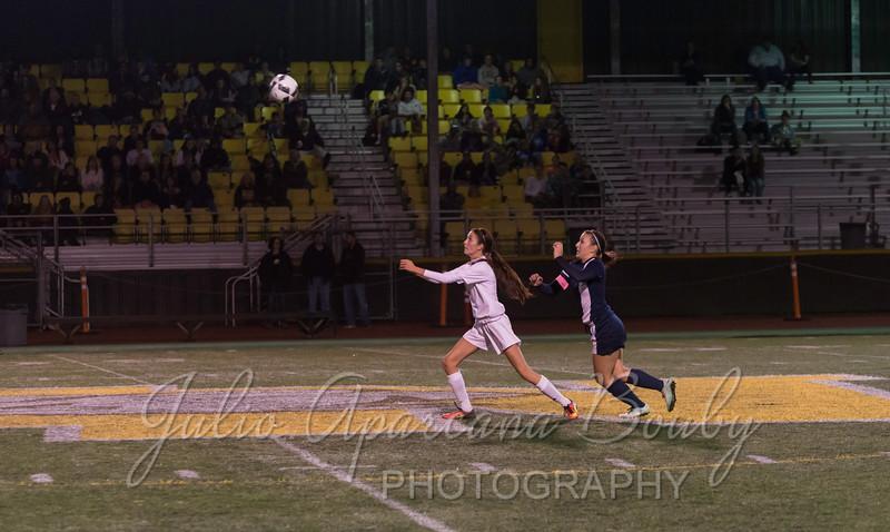 NBHS Girls Soccer - 0306