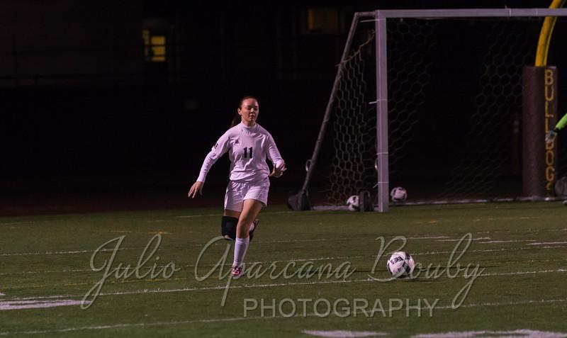 NBHS Girls Soccer - 0305