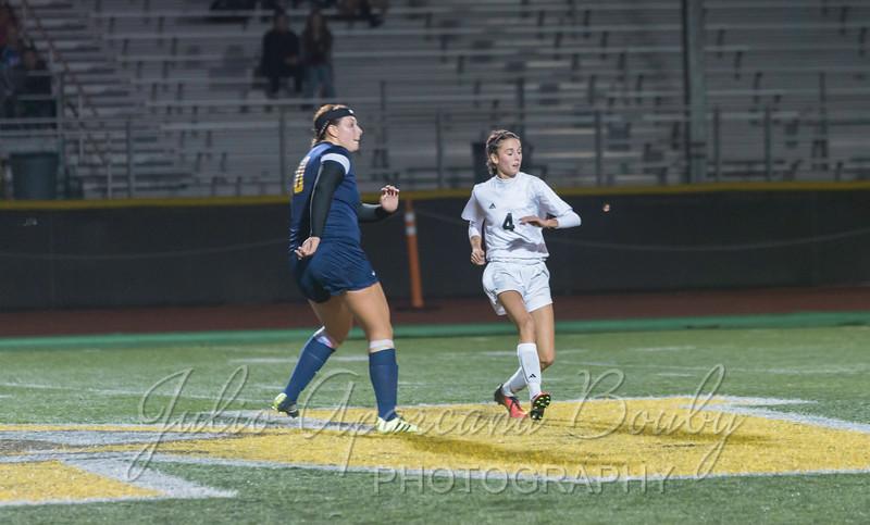NBHS Girls Soccer - 0317