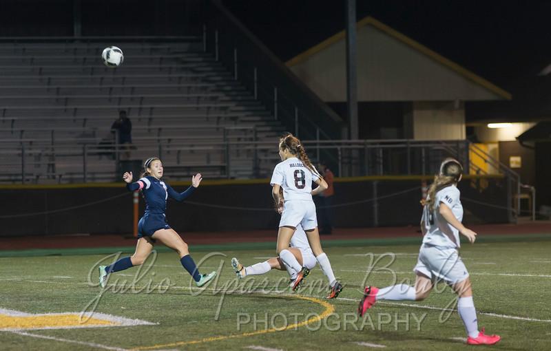 NBHS Girls Soccer - 0323