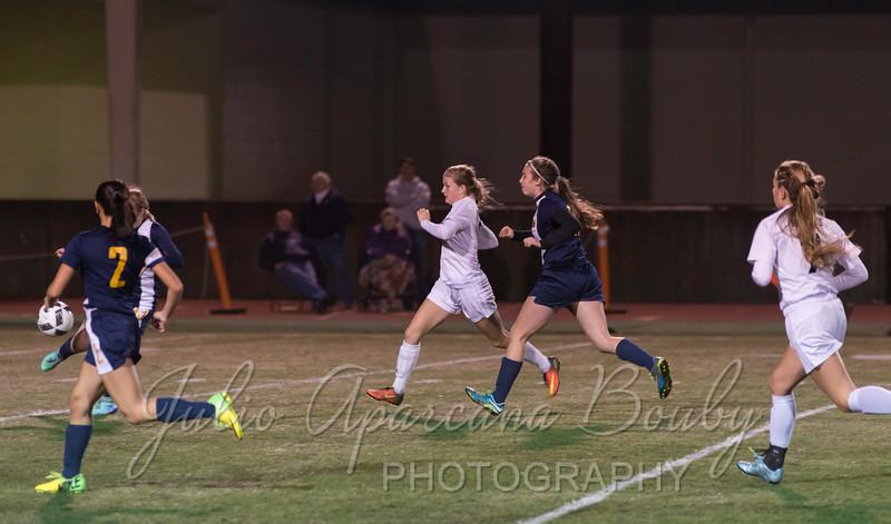 NBHS Girls Soccer - 0329