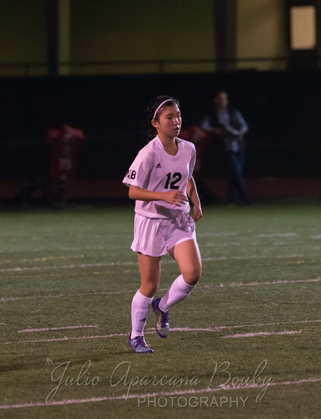 NBHS Girls Soccer - 0322